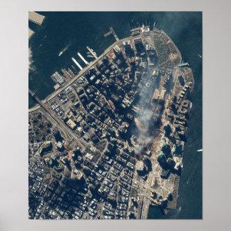 World Trade Center After September 11th 2001 Poster