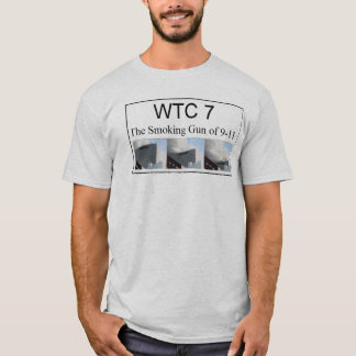 World Trade Center Building 7 T-Shirt