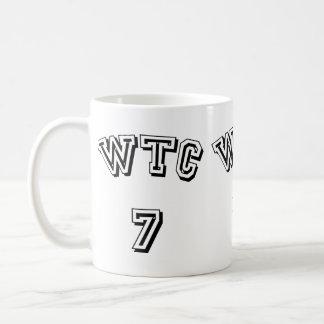 World Trade Center building WTC 7 Coffee Mug