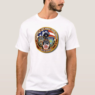WORLD TRADE CENTER FALLEN HEROS T-Shirt
