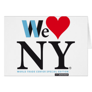 World Trade Center Pays Card