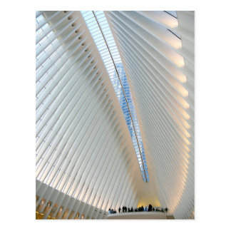 World Trade Center Transportation Hub, NY Postcard