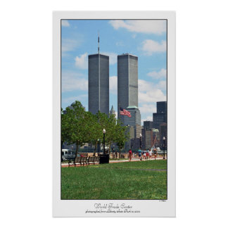 World Trade Centre Poster