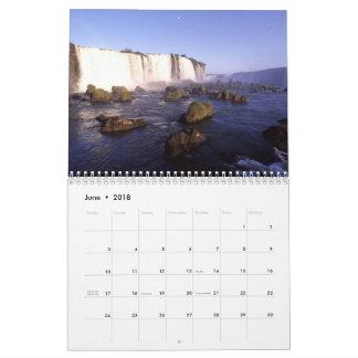 World Travel Photography Calendar