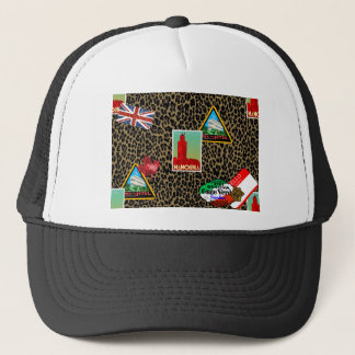 world traveler trucker hat