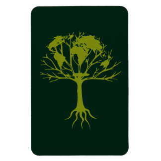 World Tree Premium Flexi Magnet