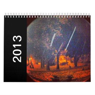 World Trees Fire 2013 Calendar