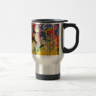 World two travel mug