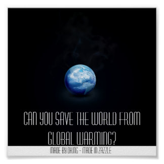 World Wanted to Save Poster