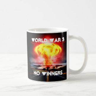 World War 3 No Winners Coffee Mug