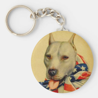 World War I Bull Dog Key Chains