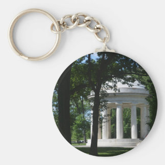World War I Memorial.JPG Key Chain