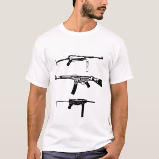 World War II  automatic weapons T-Shirt