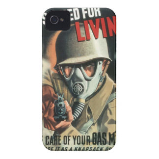 World War II Case-Mate iPhone 4 Cases