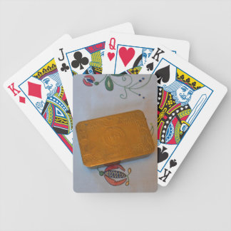 World War One Christmas Tin Poker Deck