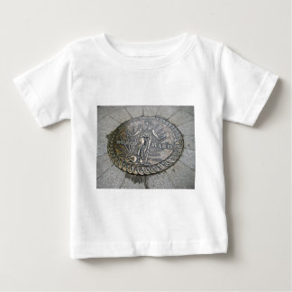 World War Two Emblem, Washington D.C. Baby T-Shirt