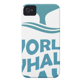 World Whale Day - 18th February - Appreciation Day iPhone 4 Cover