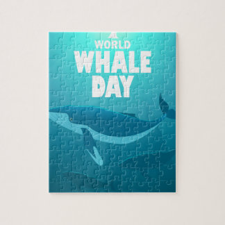 World Whale Day - Appreciation Day Puzzles