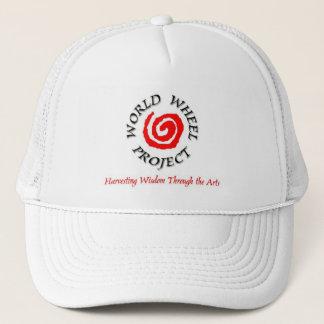 World Wheel Project Logo 1/Hat Trucker Hat