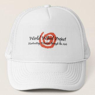 World Wheel Project Logo 2/Hat Trucker Hat