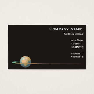 World Wide Business Card
