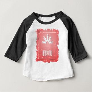 World Yoga Day - Appreciation Day Baby T-Shirt