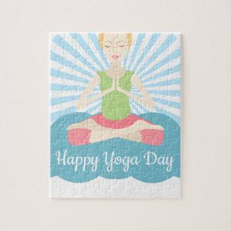 World Yoga Day - Appreciation Day Jigsaw Puzzle