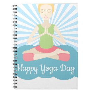 World Yoga Day - Appreciation Day Notebooks