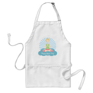 World Yoga Day - Appreciation Day Standard Apron