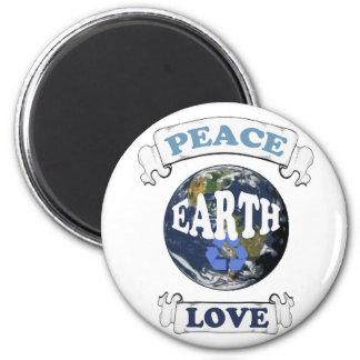 worldlove magnet
