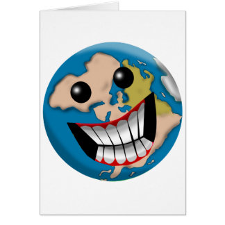 Worldly Smile Card