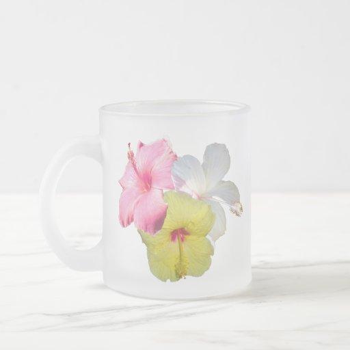 World's #1 Mom Hibiscus Mug