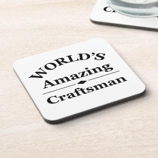 World's amazing Craftsman Beverage Coaster