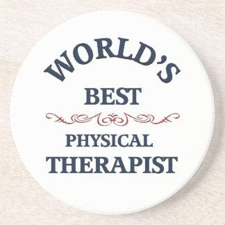 World's beat Physical Therapist Coaster