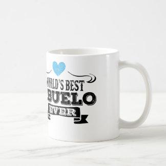 World's Best Abuelo Ever Classic White Coffee Mug