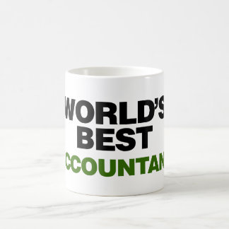 World's Best Accountant Coffee Mug