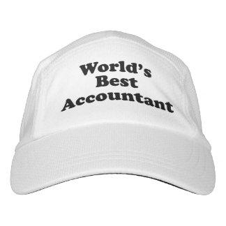World's Best Accountant Headsweats Hat