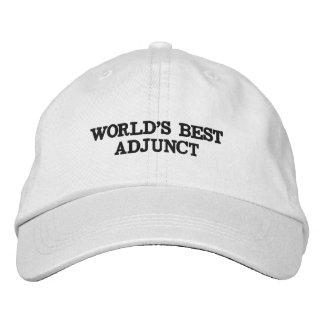 World's Best Adjunct hat