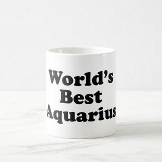 World's Best Aquarius Coffee Mug