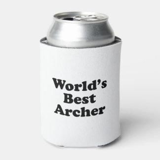 World's Best Archer Can Cooler