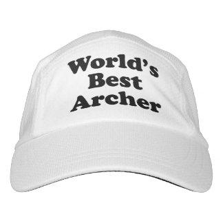 World's Best Archer Hat