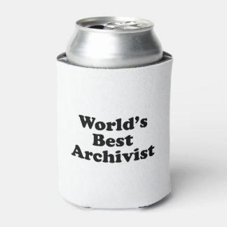 Worlds' Best Archivist Can Cooler