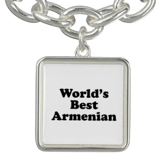 World's Best Armenian Charm Bracelet