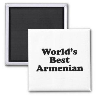 World's Best Armenian Magnet
