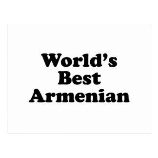 World's Best Armenian Postcard