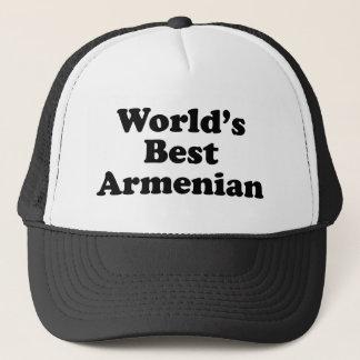 World's Best Armenian Trucker Hat