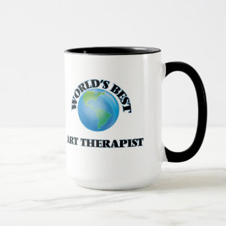 World's Best Art Therapist Mug