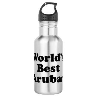 World's Best Aruban 532 Ml Water Bottle