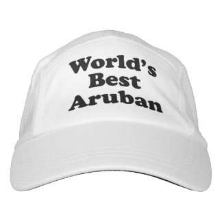 World's Best Aruban Hat