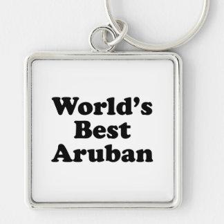 World's Best Aruban Keychain